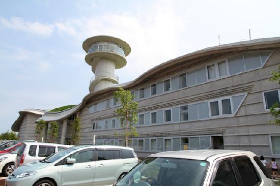 Iki, Japan: 一支博物館外観