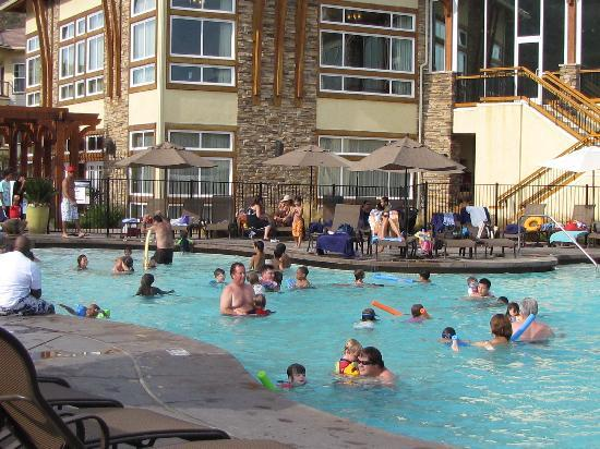 Pool At Mountain Springs Picture Of Welk Resort San
