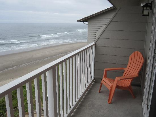Lincoln City, OR: Balcony