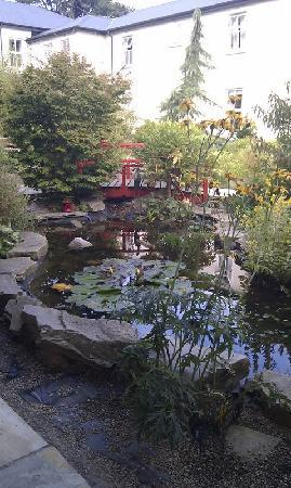 "Roganstown Hotel and Country Club: The ""Japanese style"" garden"