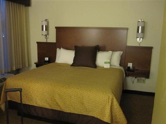 Hyatt Place Reno Tahoe Airport: bed