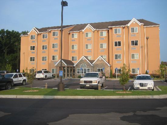 Microtel Inn & Suites by Wyndham Tuscumbia/Muscle Shoals: Muscle Shoals Microtel