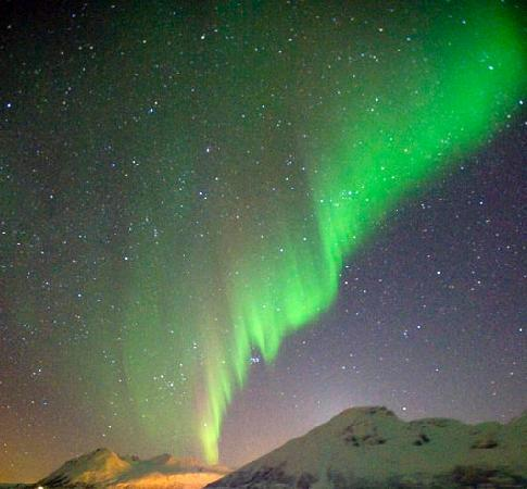 Alta, Norveç: The Northern Lights