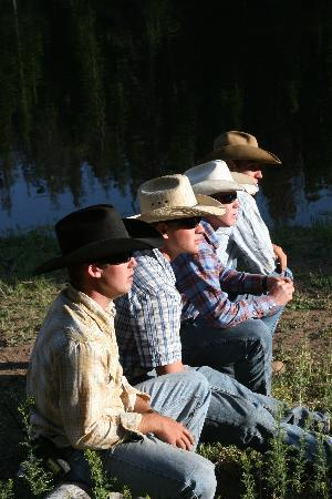 Black Mountain Ranch: Wranglers