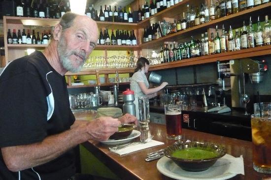 Park Kitchen : Lunch at the bar