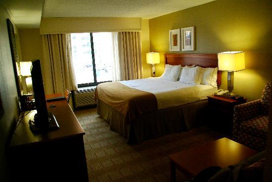 Holiday Inn Express Indianapolis Downtown City Centre照片