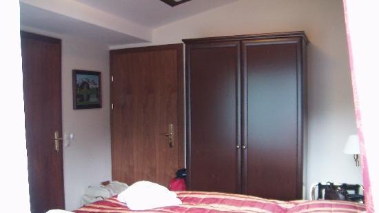 Hotel Zur Burg: Zimmer