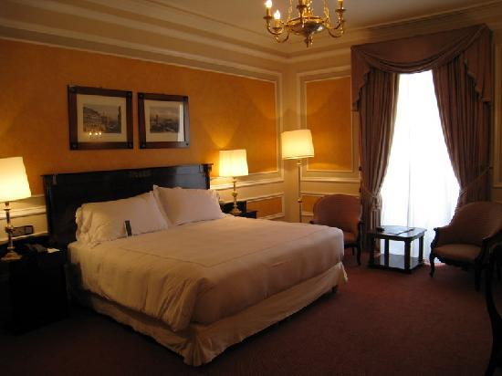 Hotel Maria Cristina, a Luxury Collection Hotel, San Sebastian: Room I