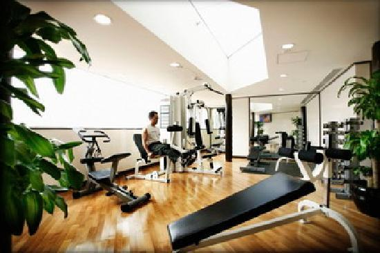 InterContinental Grand Stanford: Fitness Centre