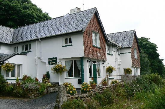 Lydgate House: Ludgate House, lovely location