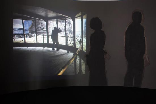 Project Arts Centre: Kayta Sander exhibition in the gallery 2010