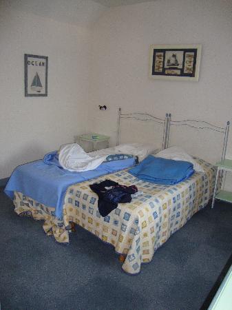 Hôtel Picardia : chambre enfant