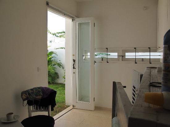 Starling Villas Bali: apartment and private garden