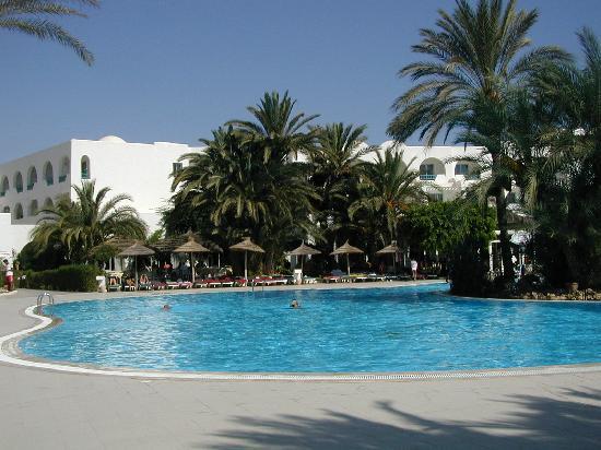 Hotel Golf Beach : piscine