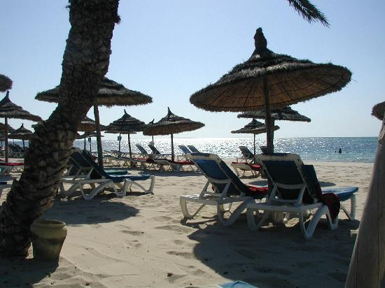 Golf Beach Hotel & Spa : plage