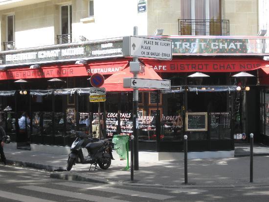 Douche Picture Of Hotel Le Chat Noir Paris Tripadvisor
