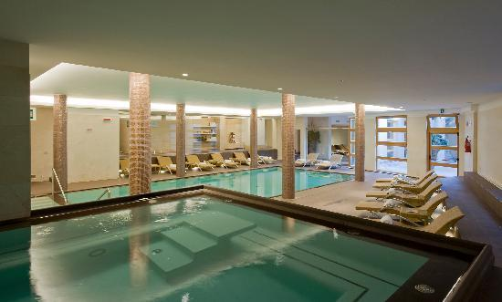 Grand Hotel Savoia: spa