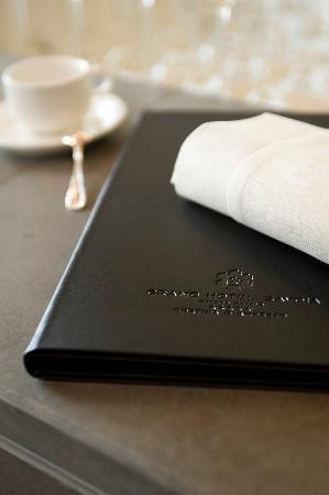 Grand Hotel Savoia: ristorante