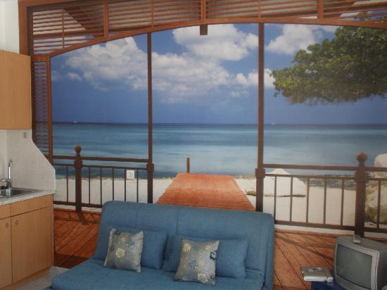 Limani Apartments: limani livingroom