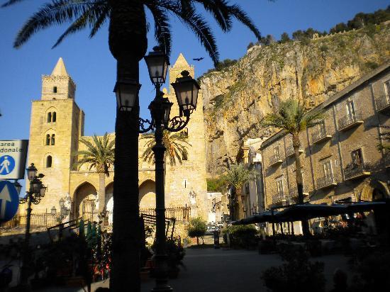 La Fenice : Die Kathedrale in Cefalù