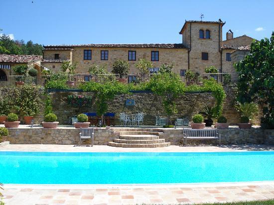 Villa in der Toscana