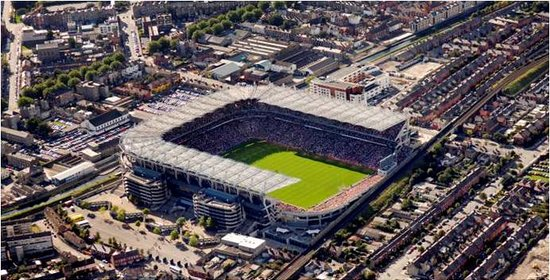 Croke park stadium tour gaa museum dublin ce qu 39 il for Appart city dublin