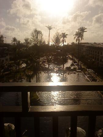 Sunwing Kamala Beach : From room
