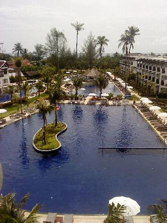 Sunwing Kamala Beach: Big pool
