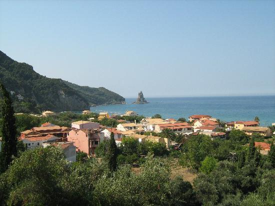 Agios Gordios, Yunani: view 2