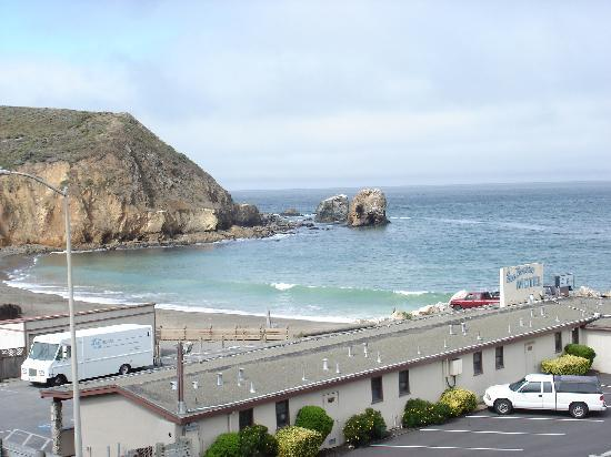 Pacifica beach by Nick's