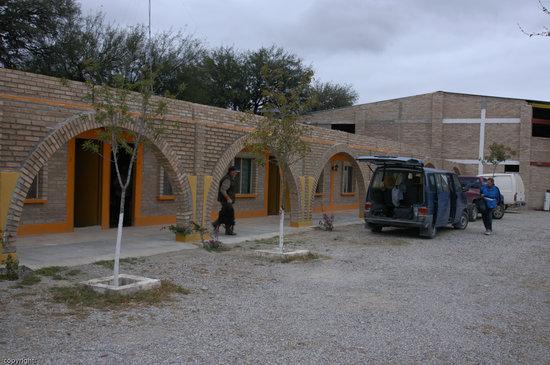 Hotel San Jorge in Tula/Tam. - Mexico