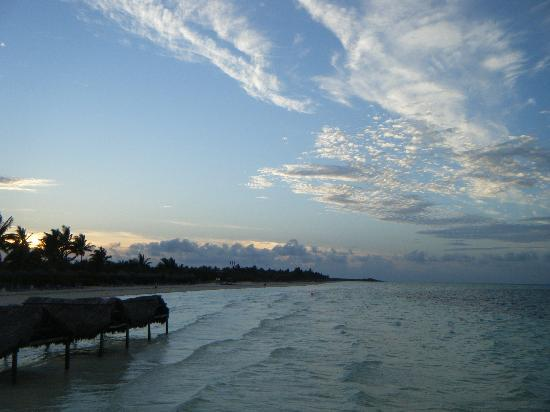 "Melia Cayo Guillermo : The nicest sunsets we admired walking the ""Passarela Hemingway"" after dinner. Simply breath taki"