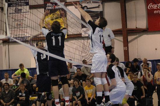 Tradex - Tradex & Exhibition Centre: U17/18 Provincial Volleyball Championships