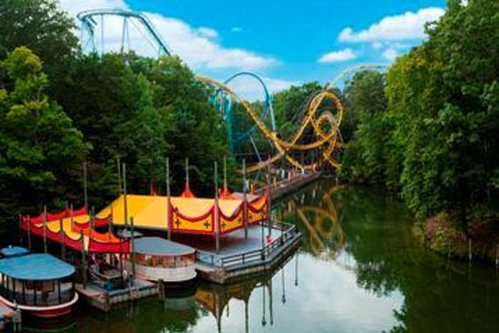 Photo of Tourist Attraction Busch Gardens Williamsburg at 1 Busch Gardens Blvd, Williamsburg, VA 23185, United States