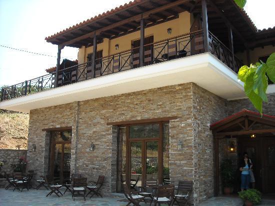 Dellas Boutique Hotel: Esterno