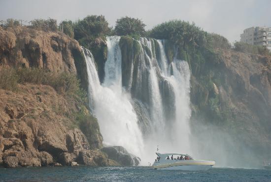 Ela Quality Resort Belek: Antalya Water falls