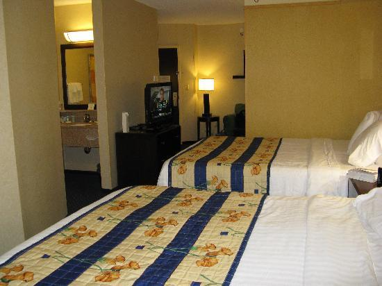 SpringHill Suites Billings: Bedroom