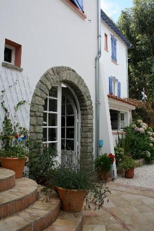 Hotel Villa Provencale: jardin