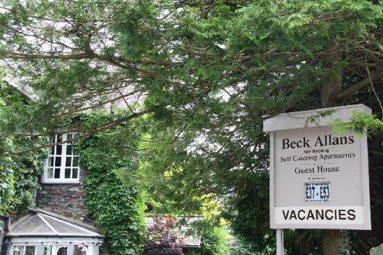 Beck Allans Guest House: Guest House