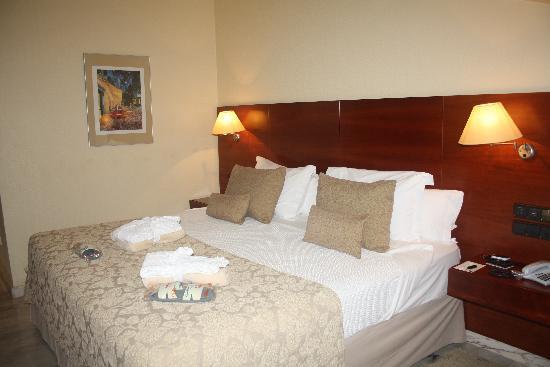 Hotel Carlos I Silgar: Habitación Doble