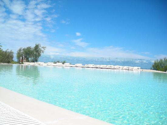 Molinella, Italy: piscina