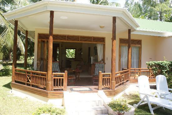 Les Villas d'Or: villa 1 chambre