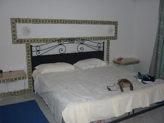 Sangho Club Zarzis : la chambre