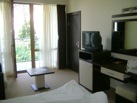 Hotel Viand: basic room