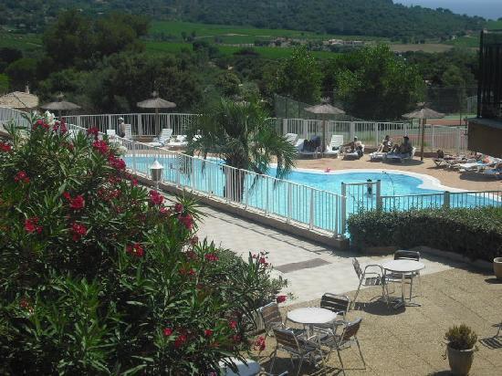 La Croix-Valmer, France: piscine