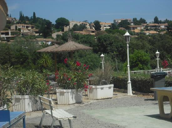 Le Parc des Chênes : vue ds le parc des chenes