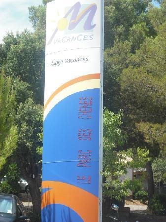 Le Parc des Chênes : on est arrivé!