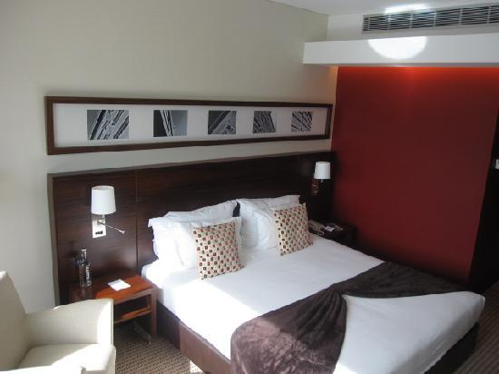 Lagoas Park Hotel : chambre