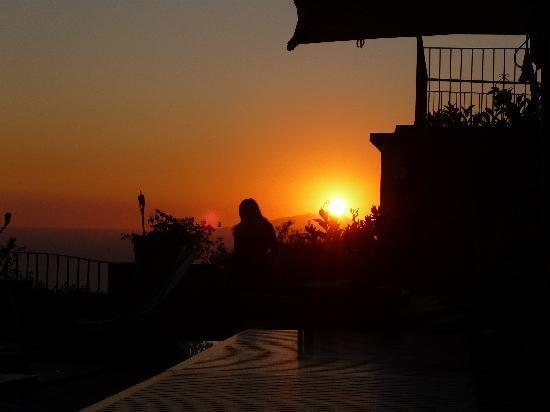 Lubra Casa Relax: Sun set