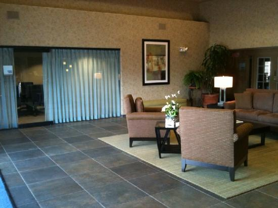 Holiday Inn Express Nogales : Remodeled Lobby and New Board Room